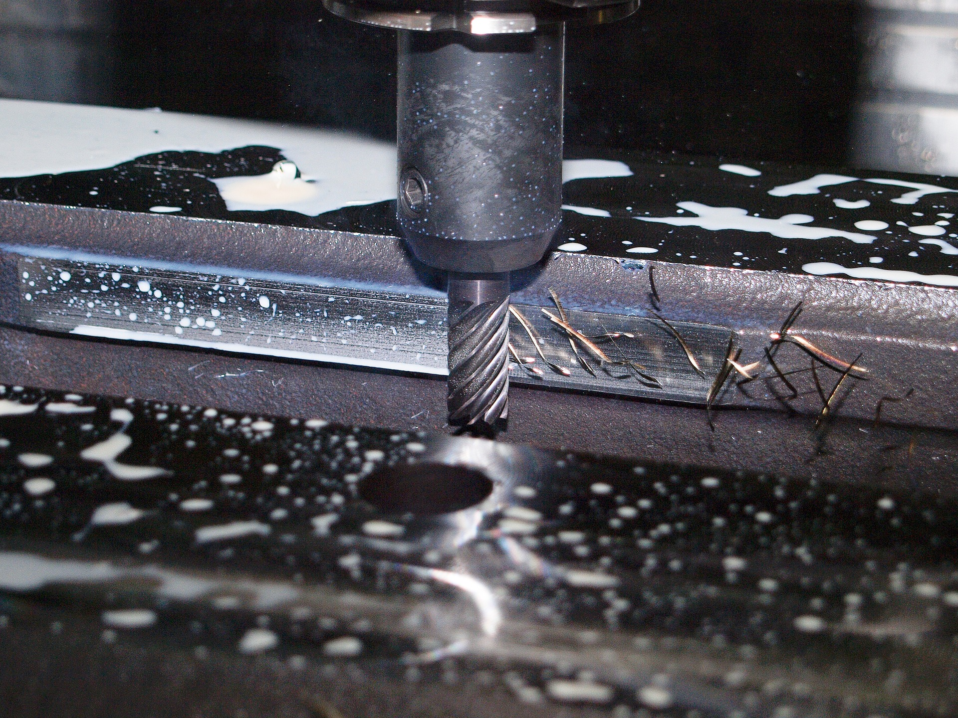 milling for precision turned parts